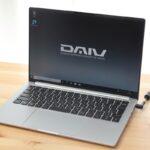マウスコンピューター DAIV 4P 外観