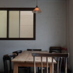 日本茶カフェ一日 ひとひ 店内