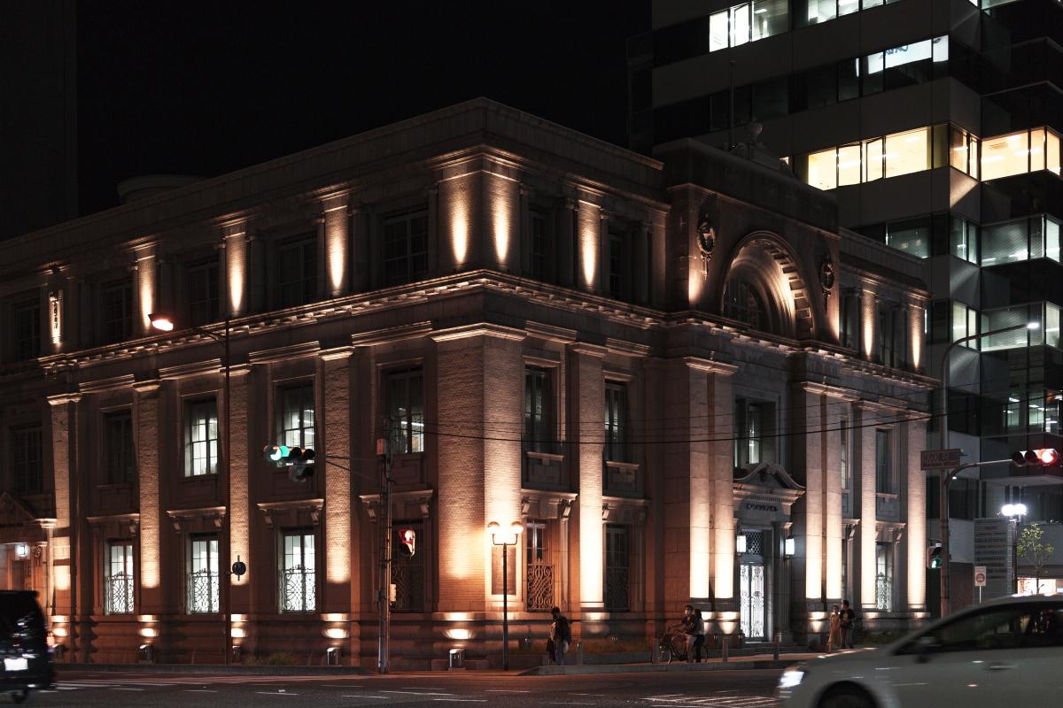 神戸メリケンビル 旧神戸郵船ビル